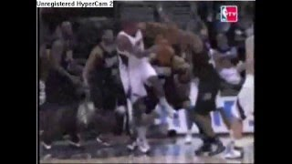 Top 10 Assists of the 2007/2008 NBA Season