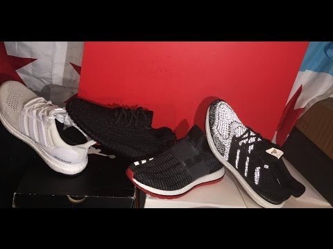 ba38bc48a1ba3 ADIDAS Y-3 PURE BOOST ZG KNIT (CORE BLACK WHITE)  SNEAKERS T by T ...