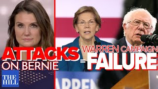 Krystal Ball: Warren's cynical attacks on Bernie are exactly why her campaign failed