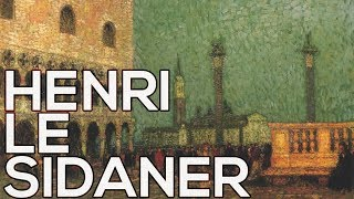 Henri Le Sidaner: A collection of 372 paintings (HD)