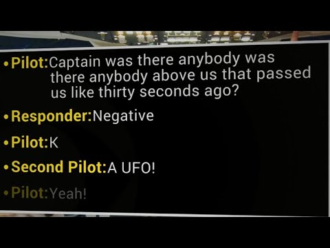 2 pilots in report seeing UFO in Arizona