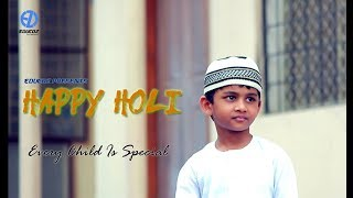 Best Holi Ad Film || Happy Holi || Educoz || Every child is special