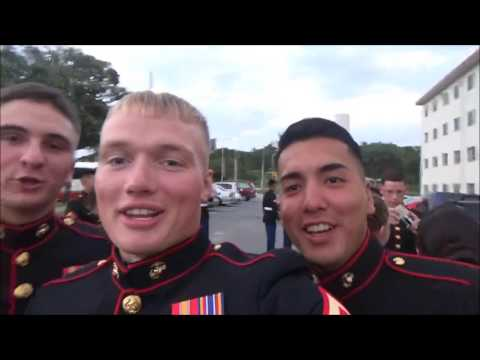 Marine Corps ball Okinawa Japan 2016