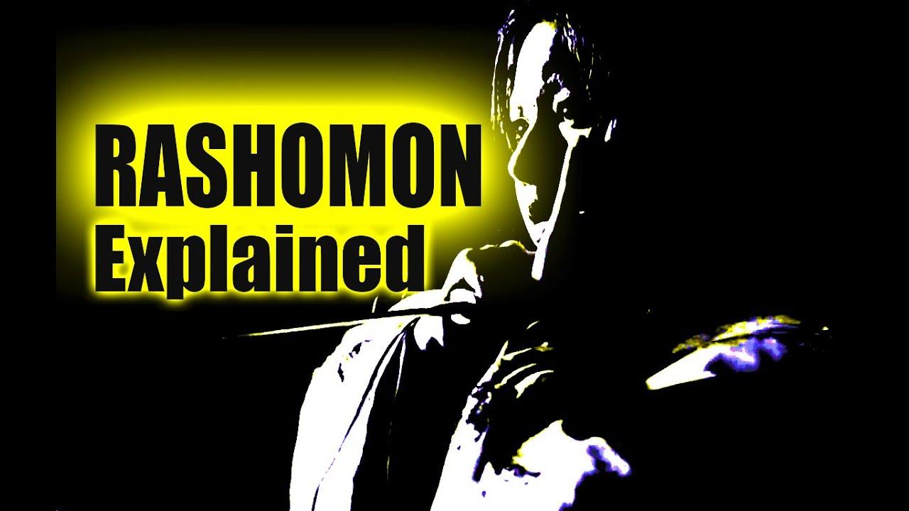 rashomon short story analysis
