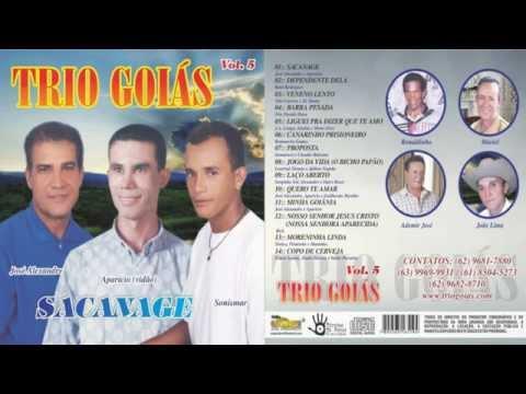 Trio Goiás - Canarinho Prisioneiro