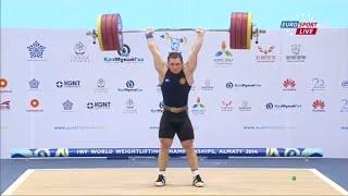 Тяжелая атлетика. Чемпионат Мира. Мужчины до 85 кг. 13.11.2014 год