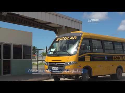Transporte para os nossos estudantes