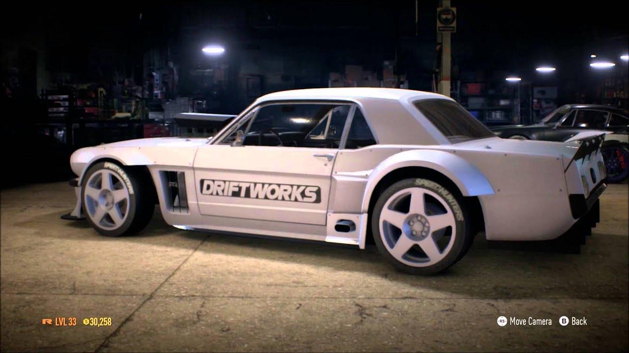2015 Mustang Build