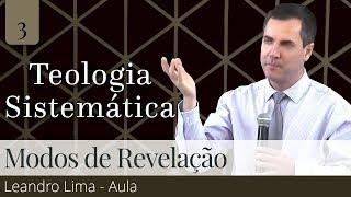 03. Modos de Revelação (Aula) - Leandro Lima