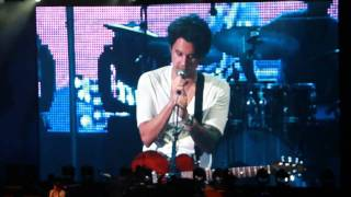 John Mayer - Band Intro / Half of My Heart Banter (Hollywood Bowl live in HD/HQ) - #13