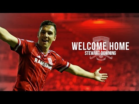 Welcome Home Stewart Downing!