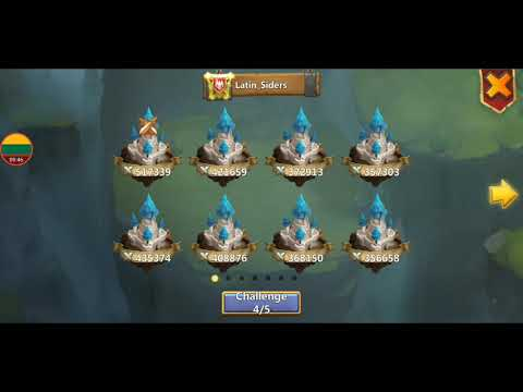 Finding Best Strategy Pays Off - Easy Guild Wars Castle Clash