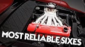 10 Most Reliable 6-Cylinders Which Run Forever