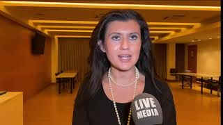 Άννα Δαμάσκου Πρόεδρος Διεθνούς Διαφάνειας Ελλάδος