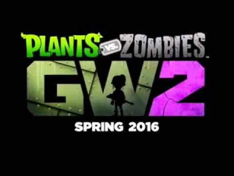 Kenny Loggins Danger Zone Plants vs Zombies Garden Warfare 2 Trailer Song