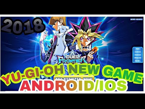 [YUGIOH ANDROID] BRAND NEW GAME 2018