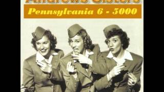 The Andrew Sisters - Pennsylvania 6-5000