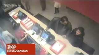 Slovenská rodina zo Zámeny manželiek ukradla notebook... Cínovci