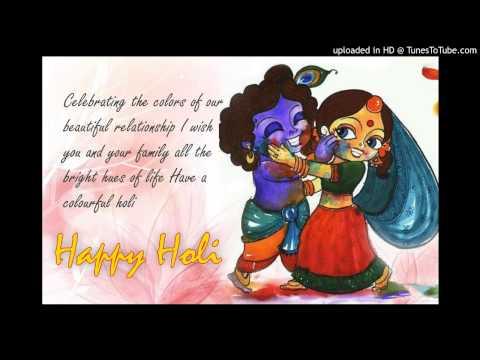 Aaj Biraj Main Holi Re Rasiya. By Manish Tiwari