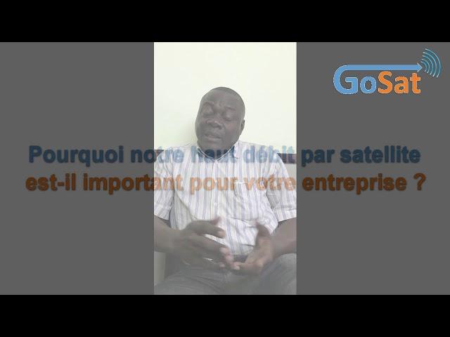 Réduction de la facture numérique et internet pour tous grâce à GoSat