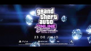 GTA 5 ONLINE - CASINO 23 DE JULIO / ANÁLISIS Y OPINIÓN DEL TRAILER (Platicando)