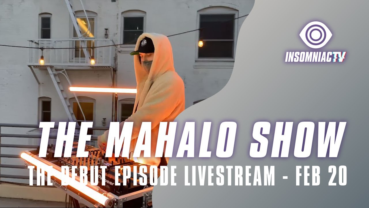 Download The Mahalo Show - The Debut Episode Livestream (February 20, 2021)