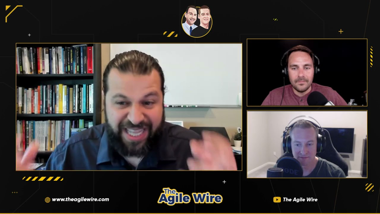 Agile at Riot Games with Ahmed Sidky