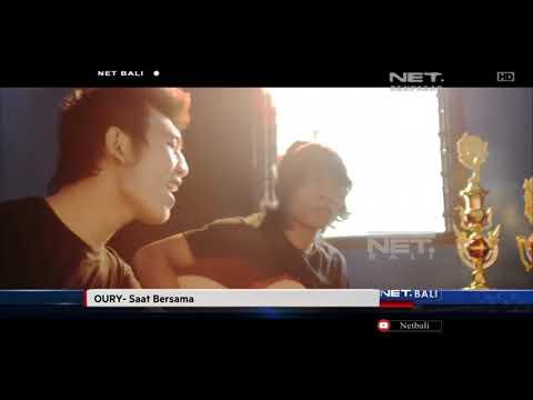 NET. BALI - CLIP INDIE | OURY BAND  -  SAAT BERSAMA