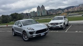 Porsche Macan VS Mercedes Benz GLC 集評直播 【Auto Online 汽車線上 試駕直播】