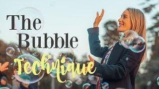 THE BUBBLE TECHNIQUE For Manifesting Abundance