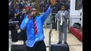 The Anointed Hallelujah Worship Song @ Feb.2015 RCCG Holy Ghost Service