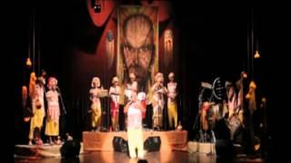 Espetaculo Oju Omim - Saudação a Obaluaye - Força Na Terra