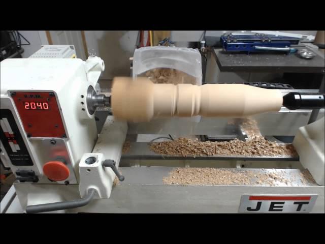 SideWinder Backnife CNC Lathe
