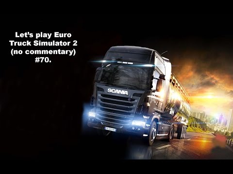 Let's play Euro Truck Simulator 2 (no commentary) #70. Venezia-Zürich