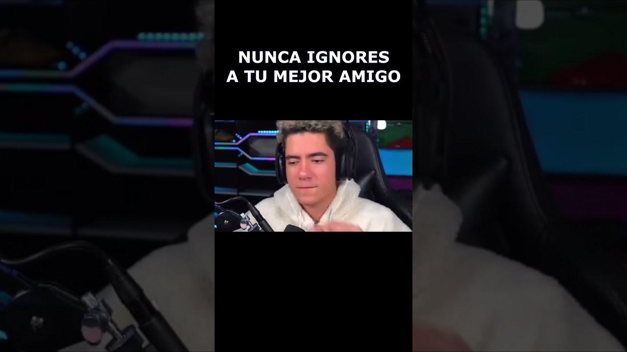 THEDONATO IGNORA A JEANKI EN UN DIRECTO Y ASÍ REACCIONÓ #shorts