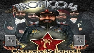 Tropico 4 Collectors Bundle - GamePlay Walkthrough