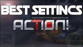 Як Налаштувати Action для запису ігор в 60FPS без лагів 2017