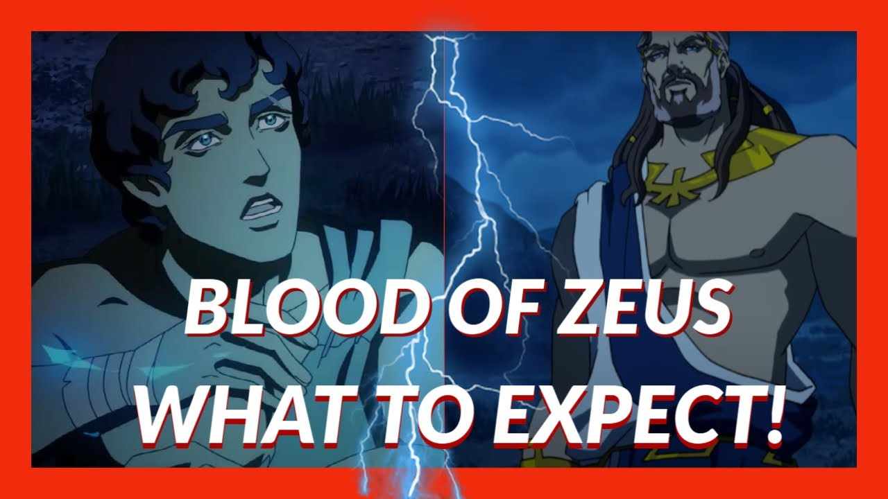 What To Expect From Blood of Zeus Season 2