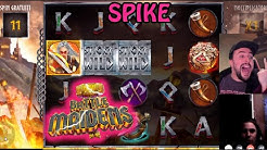 ONLINE SLOTS - Conquering the Valhalla at BATTLE MAIDENS!