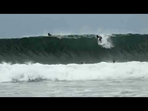 Surfing Playa Colorado, Nicaragua-Sept 2016-#2