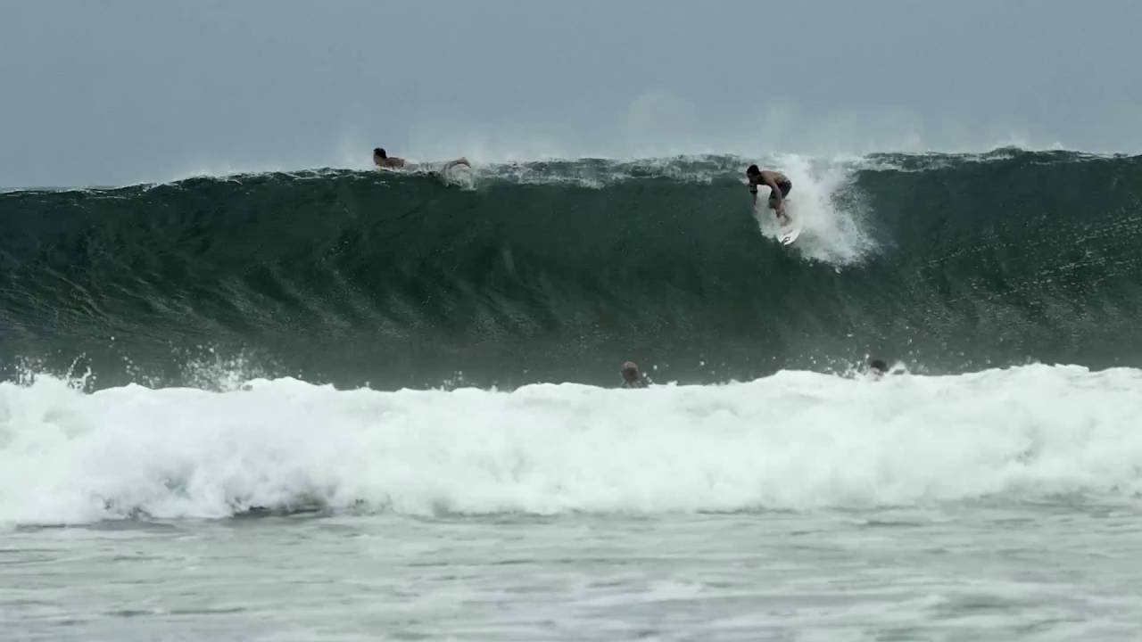 Surfing Playa Colorado Nicaragua Sept 2016 2