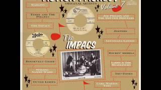 Jim Phillips & the Rhythm Drifters - Tiger Tail