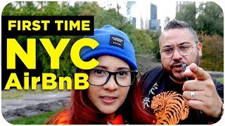 WATCH THIS TIPS BEFORE TRAVELING AIRBNB / NYC SERIES