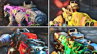 THE BEST HIDDEN GUNS IN BLACK OPS 4 ZOMBIES (FULL GUIDE FOR ALL MASTERED WEAPONS & OPERATOR MODS)