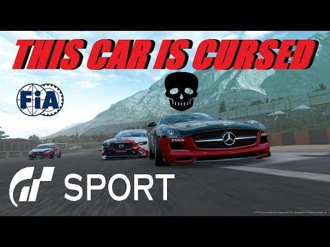 GT Sport My SLS Is Cursed - FIA Round 4 Manufacturer