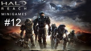 Halo Reach Minigames - Get Out Of My House