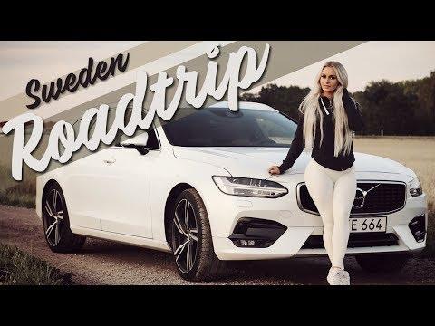 Roadtrip in Sweden