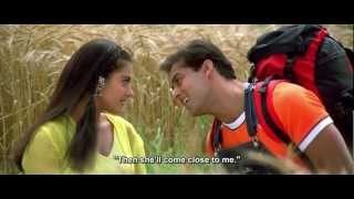 Udit Narayan - Deewana Mein Chala (With Lyrics) Full HD Video
