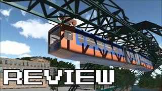 Suspension Railroad Simulator Wii U Review