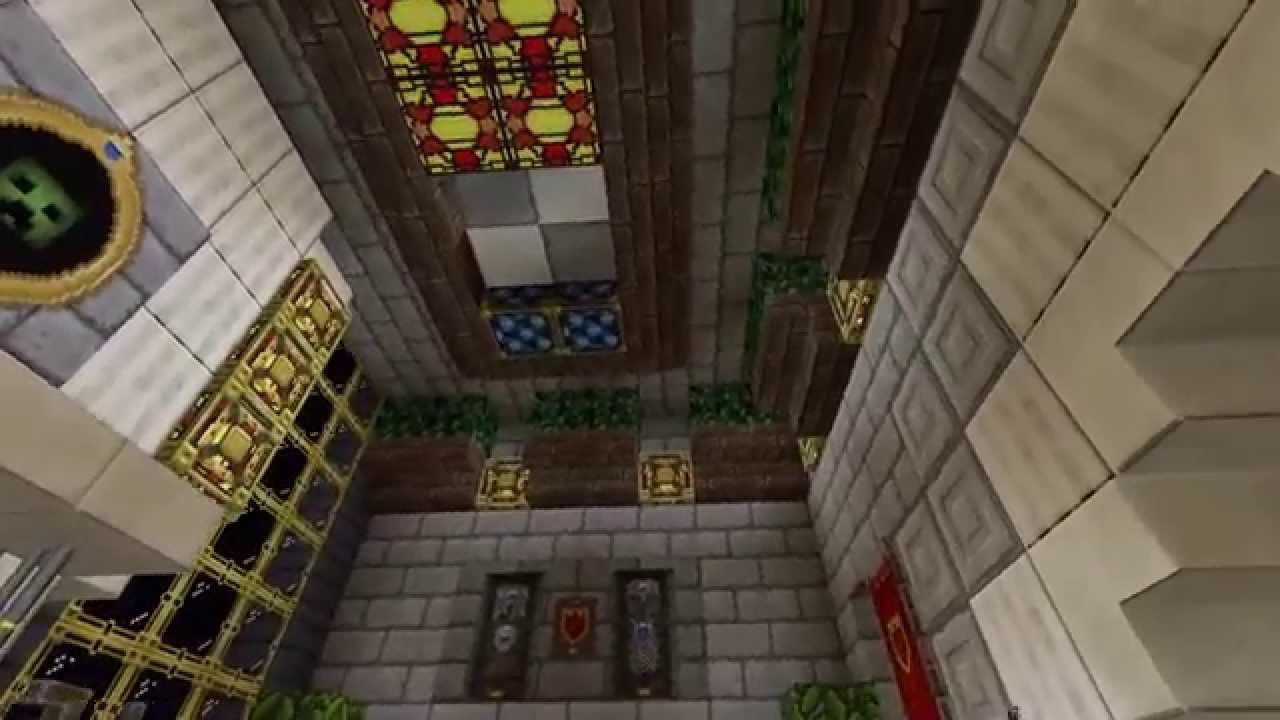 Awesome Castle Interior Design Ps4 24 Hour Server Youtube